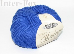 Luxury Merino Superwash, kolor 2630 Lapis