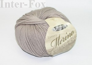Luxury Merino Superwash, kolor 2621 Oatmeal.