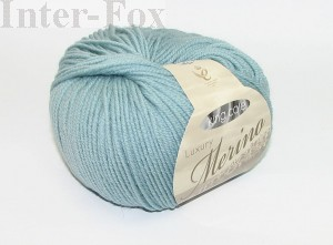 Luxury Merino Superwash, kolor 2615 Caribbean Sea