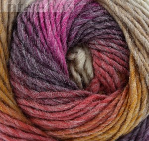 Riot Chunky kolor nr 3081 Turkish Delight