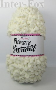 Funny Yummy kolor 4142 Cream