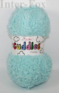 Cuddles Chunky kolor nr 3407 Spearmint