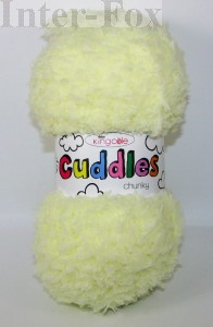 Cuddles Chunky kolor nr 3406 Lemon Sorbet