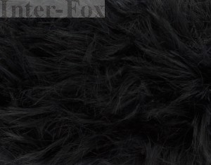 Luxury Fur. Kolor 4201 Czarny.