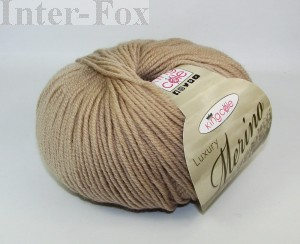 Luxury Merino Superwash, kolor 3327 Pebble