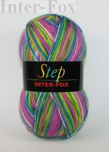 Step Superwash kolor nr 2805