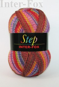 Step Superwash kolor nr 3902