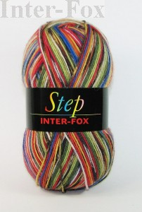 Step Superwash kolor nr 3830