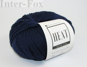 Heat  Superwash, kolor 065 granatowy