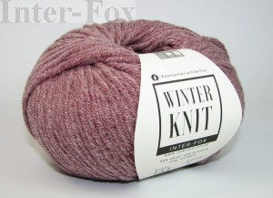 Winter Knit kolor nr 435 Bordeaux