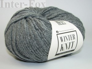 Winter Knit kolor nr 499 Popiel