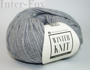 Winter Knit kolor nr 495 Jasna popiel