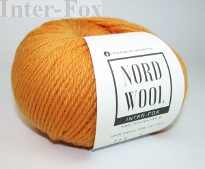 Nord Wool  Superwash, kolor 111 Sun