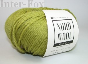 Nord Wool  Superwash, kolor 113 Zioła