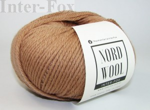 Nord Wool  Superwash, kolor 106 Camel