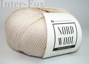 Nord Wool  Superwash, kolor 105 Champagne