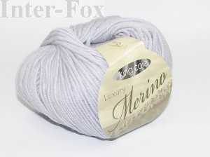 Luxury Merino Superwash, kolor 2626 Snowy  Sky