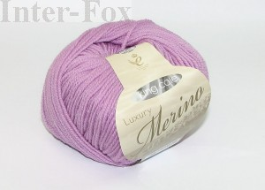 Luxury Merino Superwash, kolor 2616 Dusky Rose.  (1)