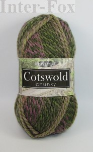 Cotswold Chunky kolor nr  2373 Painswick