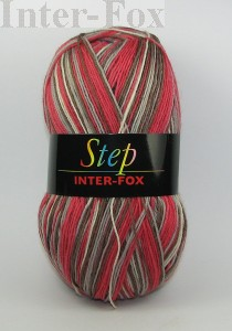 Step Superwash kolor nr 838